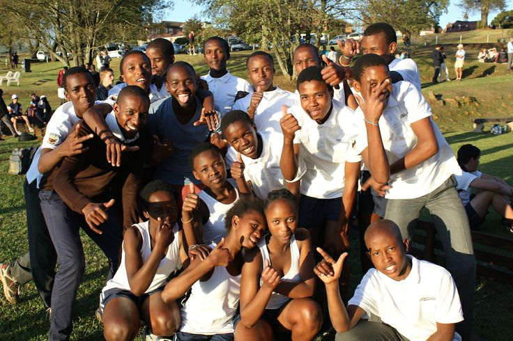 Running club is giving kids a place to belong in Sweetwaters, South Africa. iThemba Projects - Our Blog