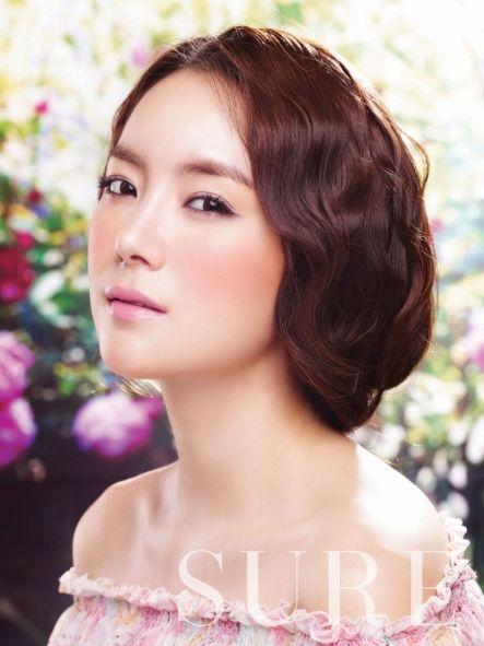 Yoo Ha-na spring make up photos @ HanCinema :: The Korean Movie and Drama Database, discover the South Korean cinema and drama diversity www.korigami.vn