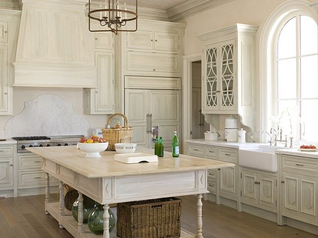 Ideas About Ivory Cabinets On Pinterest Ivory Kitchen Cabinets Off White Kitchen Cabinets And Off photo - 6