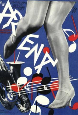 die Arena by John Heartfield