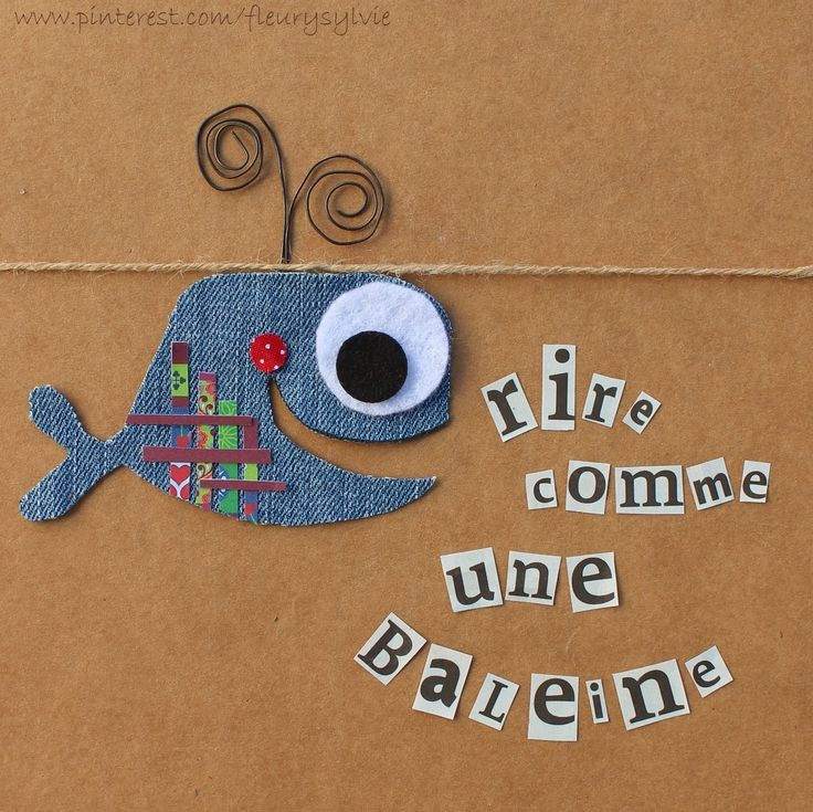 Rire comme une baleine, recyclage des pantalons over troués de mes garçons #jeans #recycle http://pinterest.com/fleurysylvie/mes-creas-la-collec/