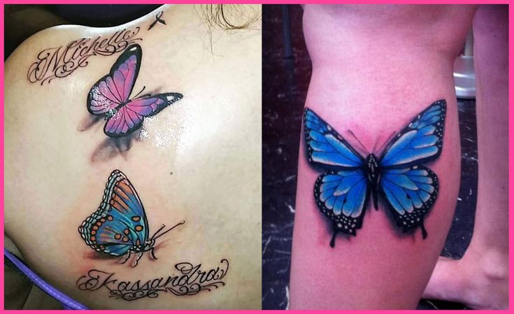 Best 25+ Butterfly Tattoos Images Ideas On Pinterest