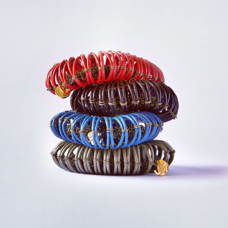 Ovia bracelets by Vulantri Jewelry