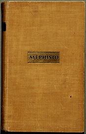 Mephisto - by KLAUS MANN