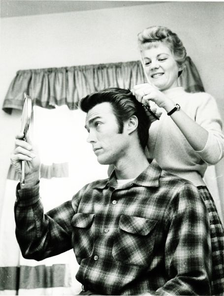 The Clint Eastwood Archive: Clint 1955-63 Time off with Maggie, with Friends and at Home...#