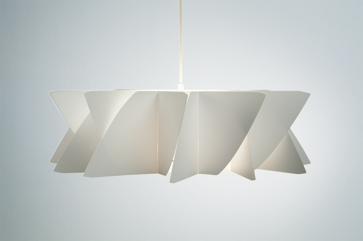 diamond lamshade by Norla Design