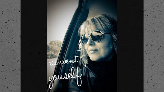 Cat Coluccio |   Reinvent yourself!