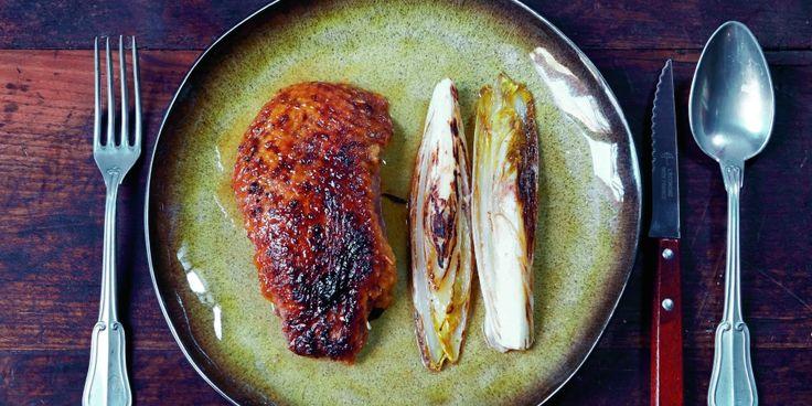 Gelakte eend | ELLE Eten