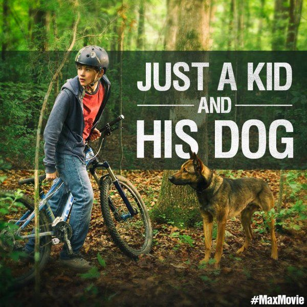 Max. Seriously love this. Such a good, powerful movie about the love and loyalty of a dog. Hanny and I loved it!!!!!!!!!!!!!!!!