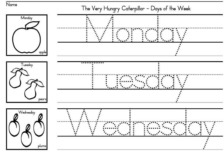 33 best worksheets images on Pinterest   Preschool activities ...