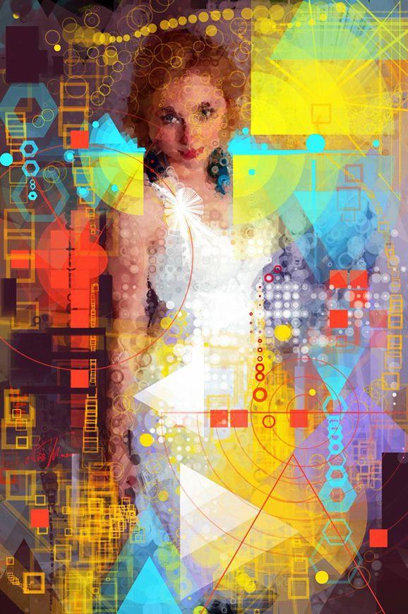 Silhouette Of A Dancer by Mishelangello.deviantart.com on @deviantART