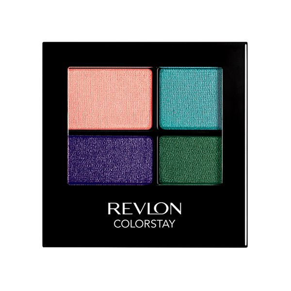 Revlon ColorStay 16 Hour Eye Shadow Quad in Sea Mist. Create a visual story based on the colors and inspirational imagery of the Pacific Coast for a chance to win. Be creative! Be colorful!