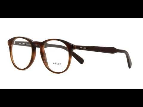 c9db84a7d196b Prada PR 19SV Eyeglasses U6J1O1