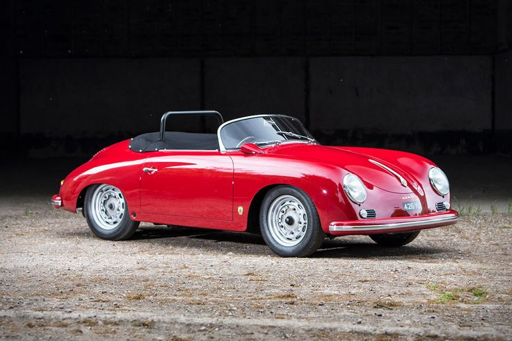The Porsche 356 Speedster was a harbinger of things to come for the German automaker. Rear-engined and with the shape that would be refined into the legendary 911, the 356 coupe cemented itself as a star on the track, dominating...