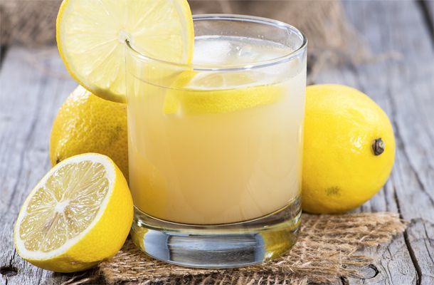 Fahéjas limonádé