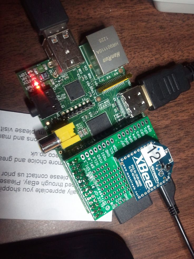 Raspberry Pi as an Xbee Wireless Sensor Network Gateway   Check out http://arduinohq.com  for cool new arduino stuff!