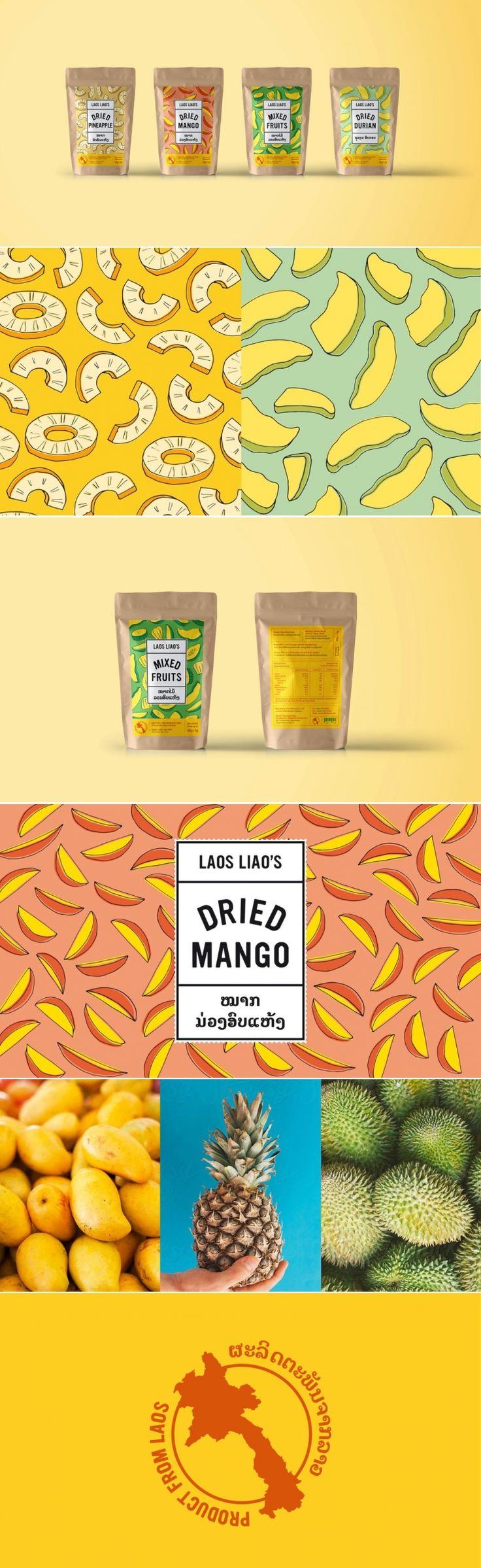 This Dried Fruit Packaging is Fun and Friendly — The Dieline | Packaging & Branding Design & Innovation News