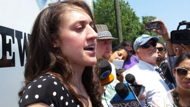 Cecily McMillan, Occupy Wall Street Activist, Exits Rikers Island Fighting For Prisoner Rights   http://newyork.cbslocal.com/2014/07/02/cecily-mcmillan-occupy-wall-street-activist-exits-rikers-island-fighting-for-prisoner-rights/   An Occupy Wall Street activist convicted of one of the few felonies coming out of the protests and released from prison Wednesday said she is even more committed to activism after serving 58 days...