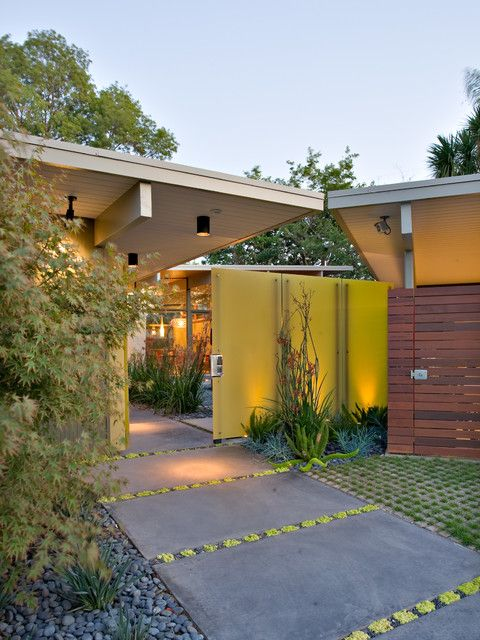 17 Welcoming Mid Century Modern Entrance Designs That Will Invite You Inside. 25  best ideas about Entrance design on Pinterest   House entrance