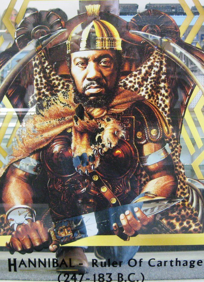 King Hannibal of Africa | This is Africa, our Africa. - HANNIBAL - RULER OF CARTHAGE (Mordern ...