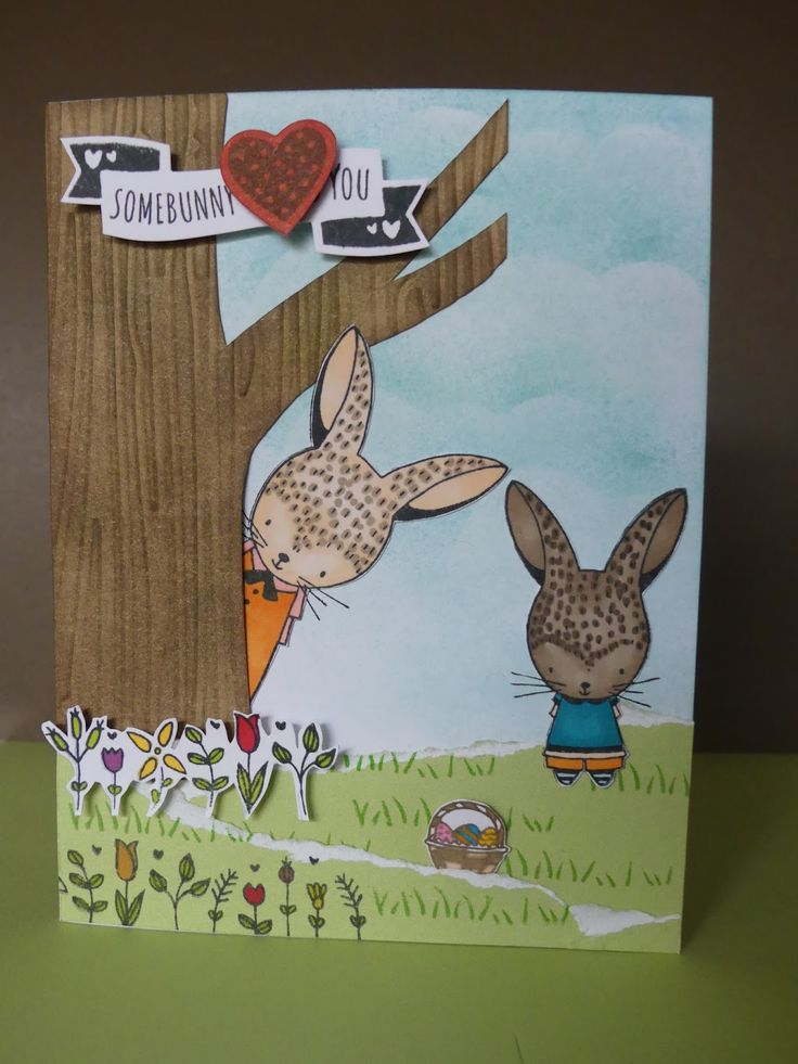 Card Making Ideas Close To My Heart Part - 25: Hello And Welcome Aboard Our U0027Easter Bunnyu0027 S1702 Exclusive Stamp Of The  Month,. Easter BunnyEaster CardKids Birthday CardsCardmakingAnimal  CardsHeart ...