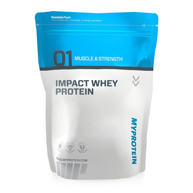 Buy Impact Whey Protein at Myprotein.com - The best value sports supplements anywhere in Europe. Free delivery available.