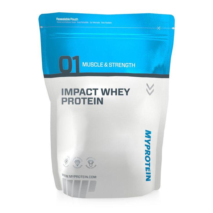 Comprar Impact Whey Protein
