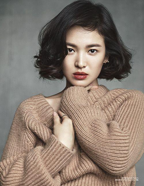 Song Hye Kyo Harpers Bazaar