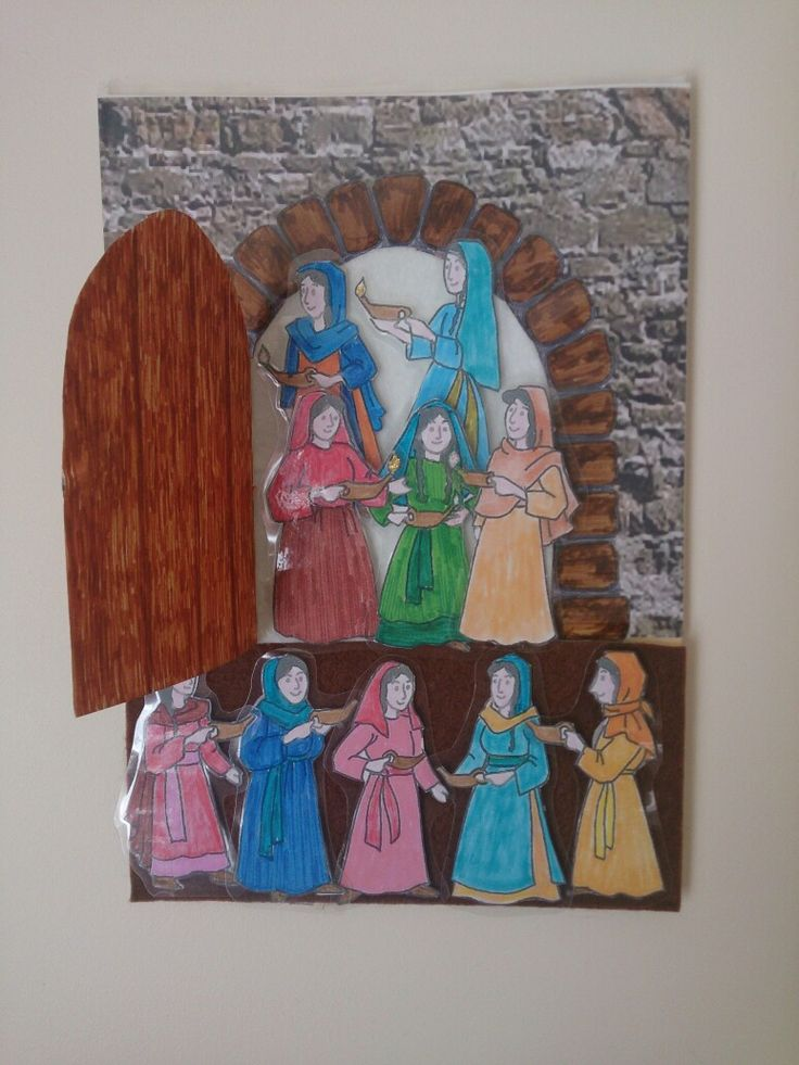 17++ Parable of the ten virgins coloring page download HD
