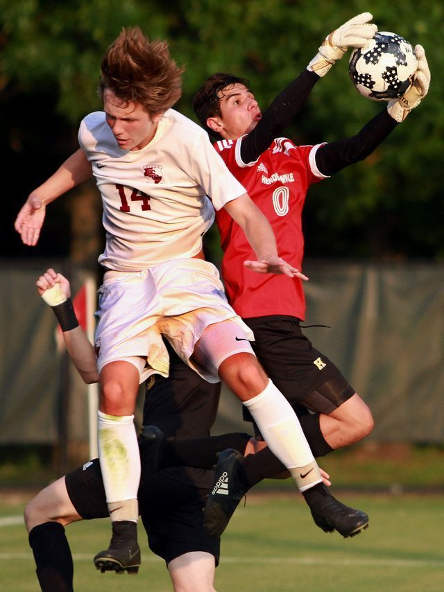Station Camp's survival instincts kick in as Bison rally to reach 9-AAA soccer final