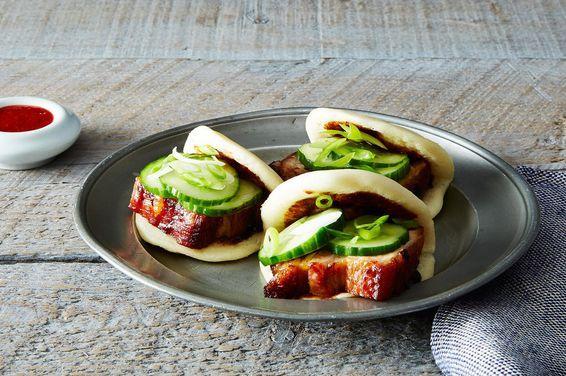 Momofuku's Pork Buns, a recipe on Food52