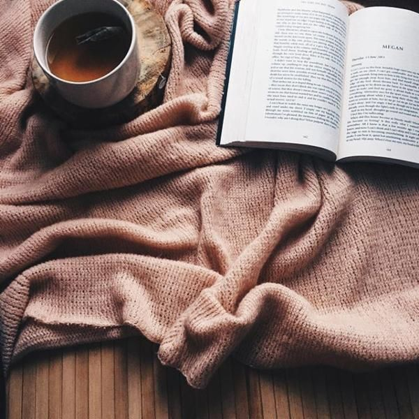 chai tea under the covers