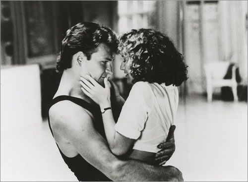 "Bill Medley & Jennifer Warner, ""(I've Had) Time of My Life"" (Dirty Dancing, 1987)"