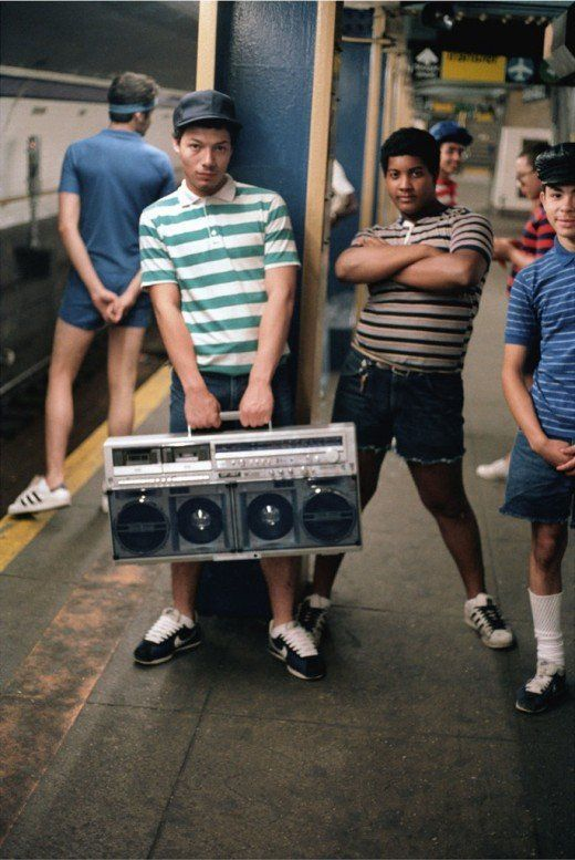 BROOKLYN, 1980S, BY JAMEL SHABAZZ