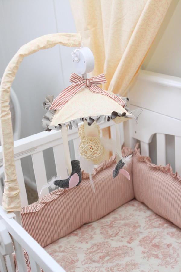 DIY baby mobile: Crib Mobiles, Babies, Baby Mobiles, Baby Girl, Diy Baby, Diy Mobiles, Baby Diy, Homes, Home Made
