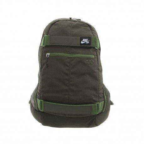 Mochila Nike SB Embarca Medium Green Dark