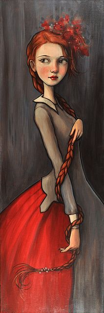 Kelly Vivanco: Braid.