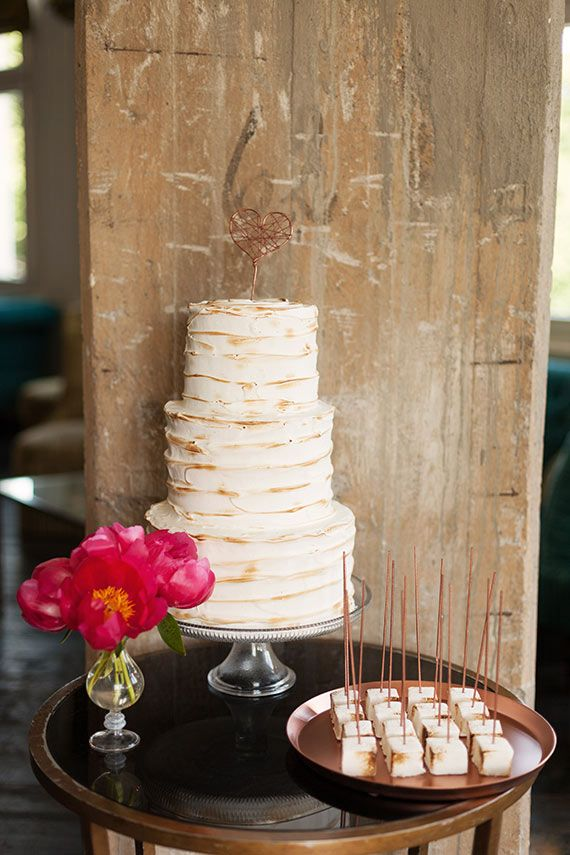 10 Images About Naked Cakes On Pinterest Fresh Flowers
