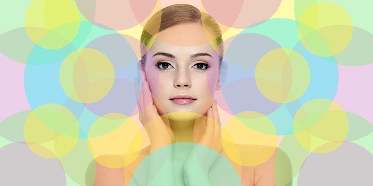Zielony, niebieski, fioletowy, żółty, biały i cielisty - oto 6 kolorów, które powinna znać każda fanka perfekcyjnego makijażu!