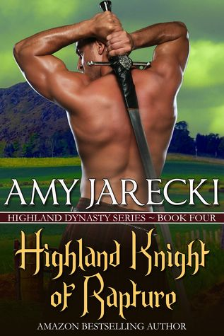 Historical Romance Lover: Highland Knight of Rapture by Amy Jarecki