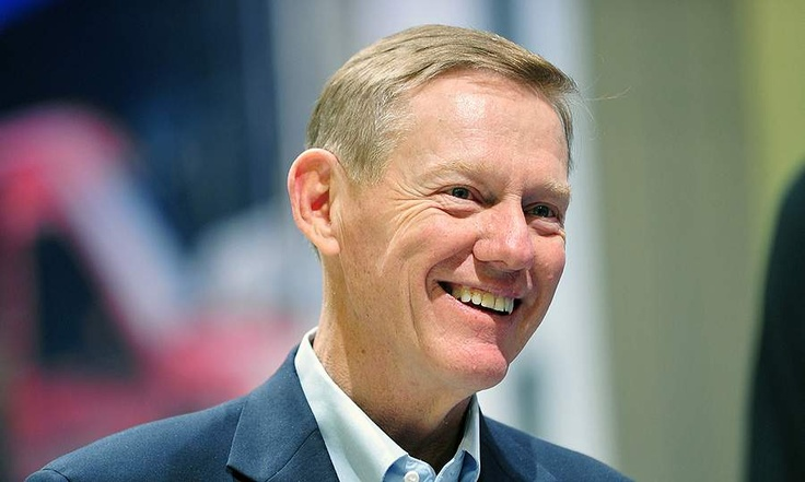 Alan Mulally - we love this guy!