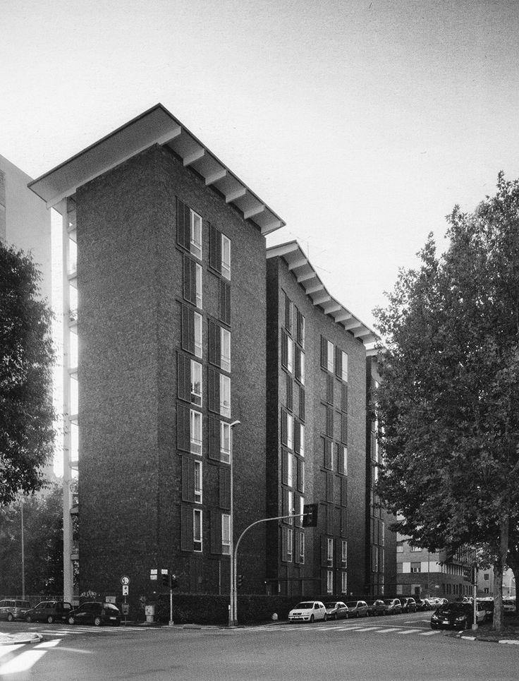 1000 images about italian rationalist architecture onForCasa Borsalino Gardella