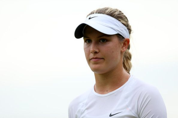 Eugenie Bouchard - 2014 Wimbledon Tennis Championships: Day 5  --  way to go, genie!  you had a great tournament.  As runner-up after a hard fought fortnight and you did Canada proud!! :)  well done, girl! :)
