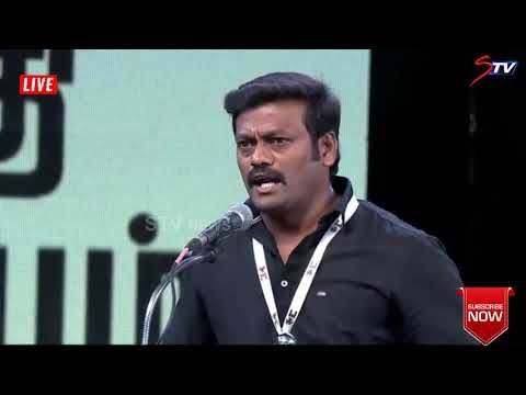 jallikattu Ramesh Speech @ MNM's Public Meet | Trichy |Tamil