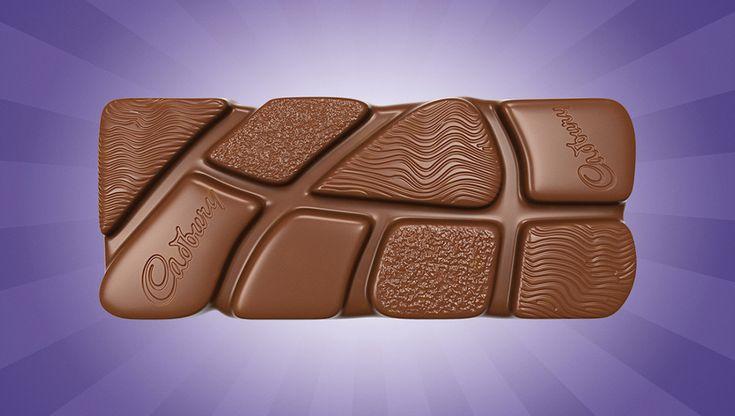 3D   NEW Cadbury Marvellous Creations Bar • India on Behance