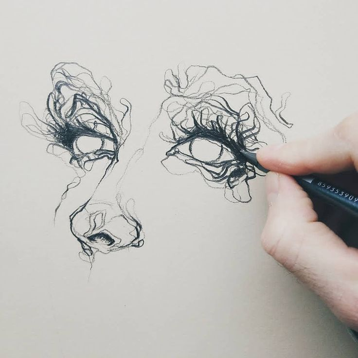 "6,320 Likes, 14 Comments – ArteVM (@artevm) on Instagram: ""Amazing Art by: Benjamin.marr ____________________________ #sketch #pencil #drawing #eyes…"