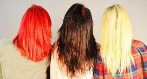 5 přírodních tipů, jak zatočit s mastnými vlasy