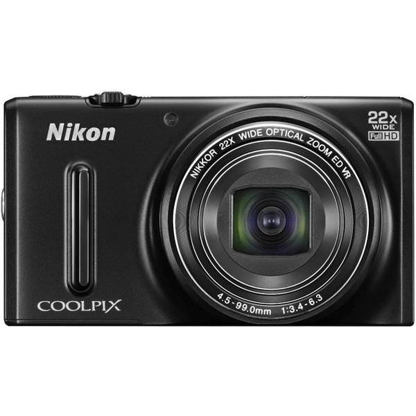 Nikon CoolPix S9600 with 16% #OFF. Digital Compact, 16 Megapixel, USB, SD, SDHC, SDXC, 206 g. Buy now at £149.95  http://www.comparepanda.co.uk/product/12959539/nikon-coolpix-s9600