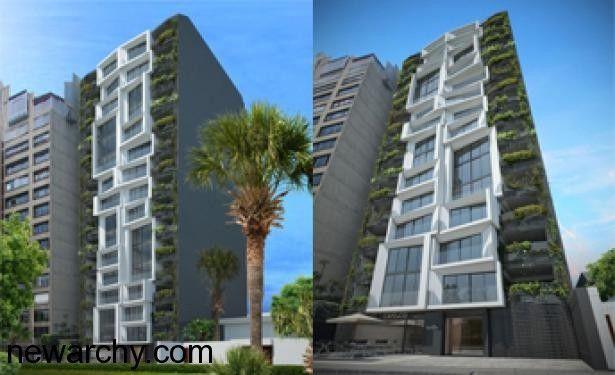إن تصميم مشروع ما في مدينة ليما عاصمة البيرو فيه استثارة لعقل المصمم أكثر منه تحد فهناك تتنافس حركة الأشكال وال Building Structures Multi Story Building