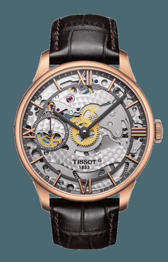 Official tissot website collections t classic tissot chemin des tourelles t0994053641800 for Celebrity tissot watches